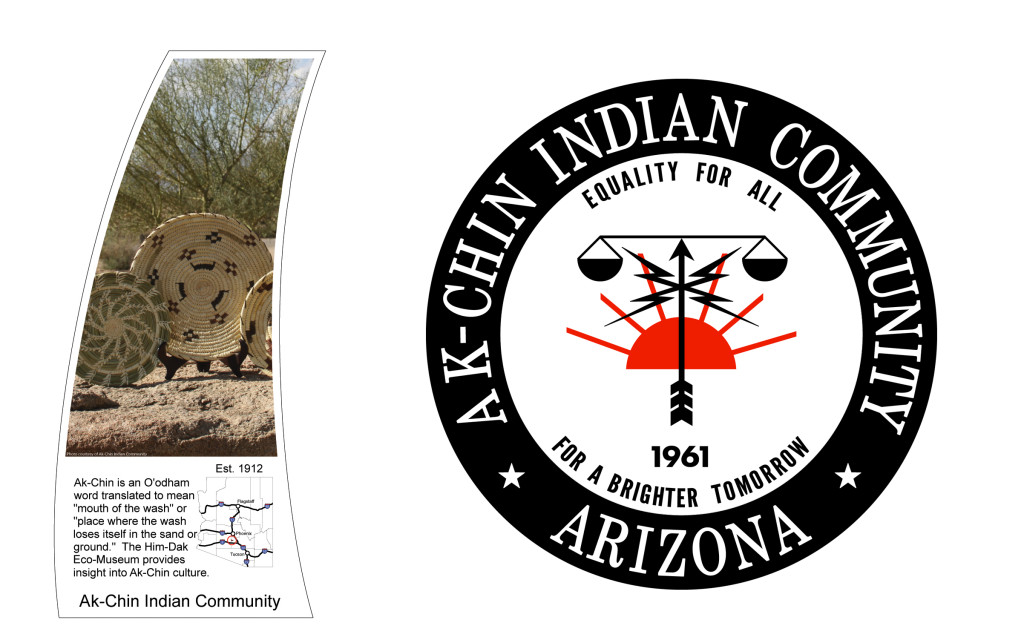 Ak-Chin Indian Community Seal. Source: http://centennialwayaz.com/tribal_element.htm